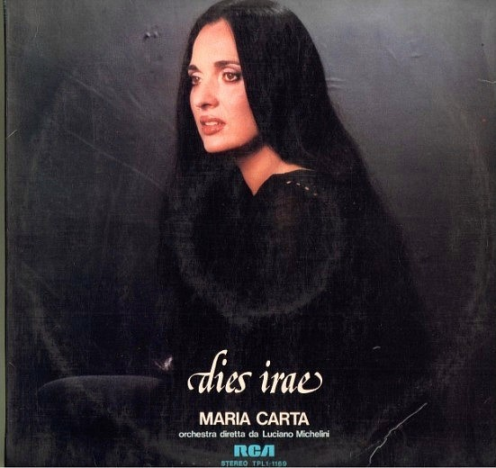 MARIA CARTA DIES IRAE
