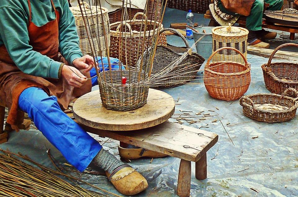 Artigianato, creatività e impresa (CC0 Public Domain)