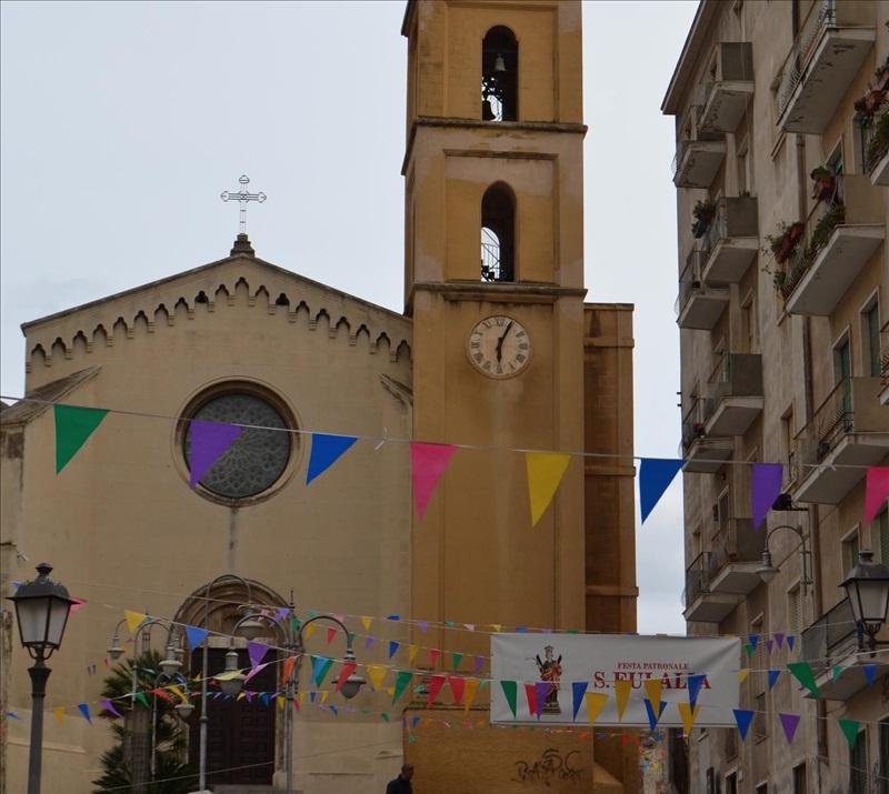 Sant'Eulalia nelle stradine di Marina. Fra storia e arte.
