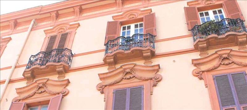 Cagliari Liberty. Palazzi e panorami.