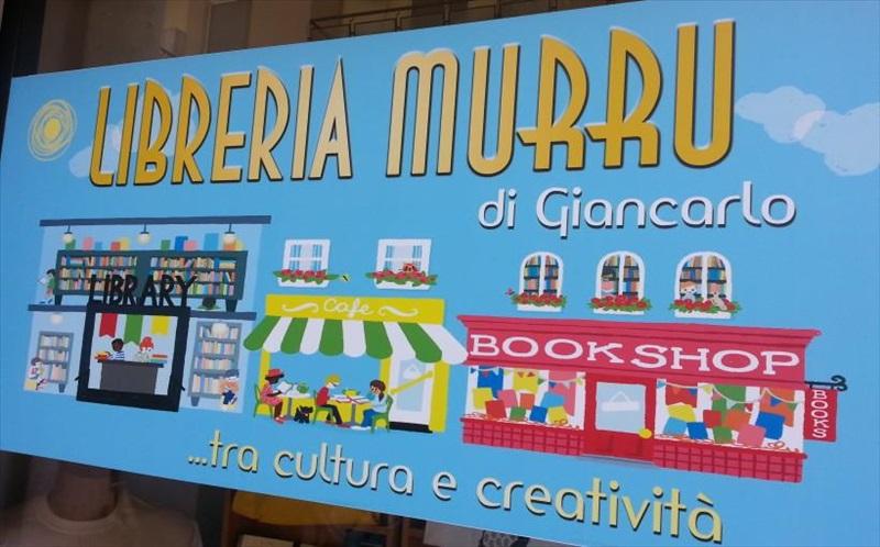 Libreria storica Murru fra intrecci di parole e modernità