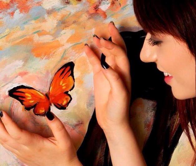 Noemi Cabras e l'eleganza della creatività.