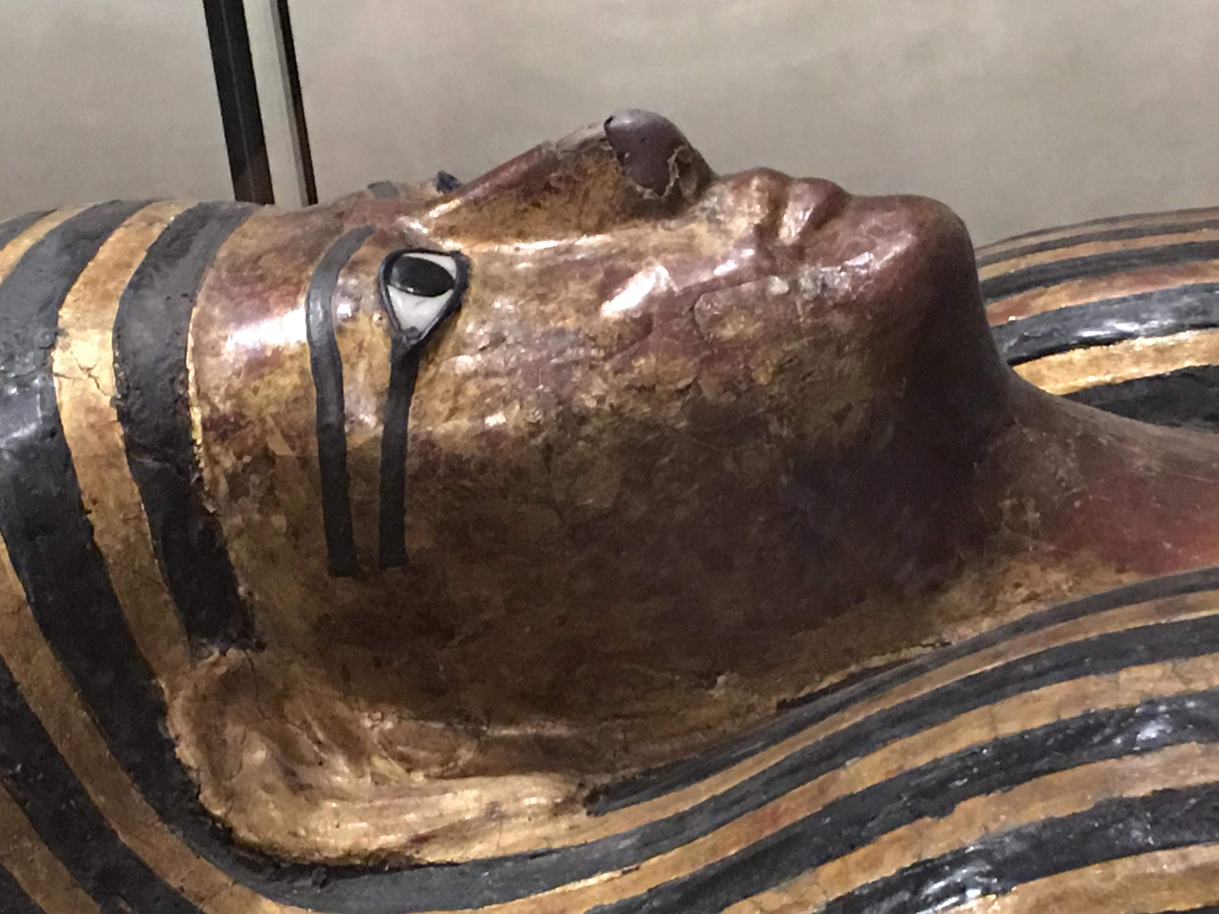 """""""Emozioni al Museo Egizio di Torino"""" su MockUp Magazine"""