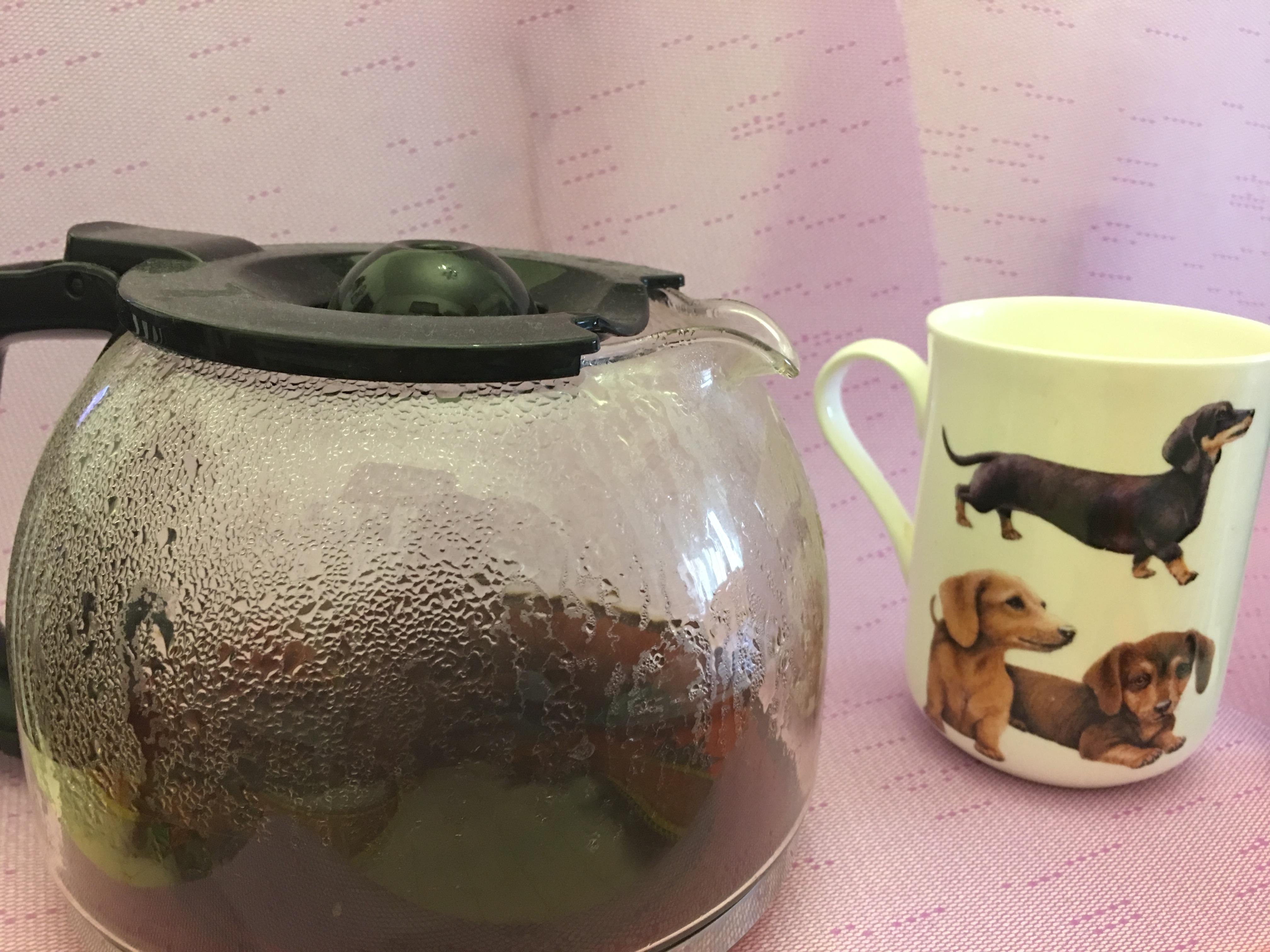 Lunedì. Caffè con un shottino di cinismo - www.matteotuveri.it
