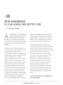 Sud Sardegna. Il paradiso dei sette vizi (Sardegna Sud&Est)