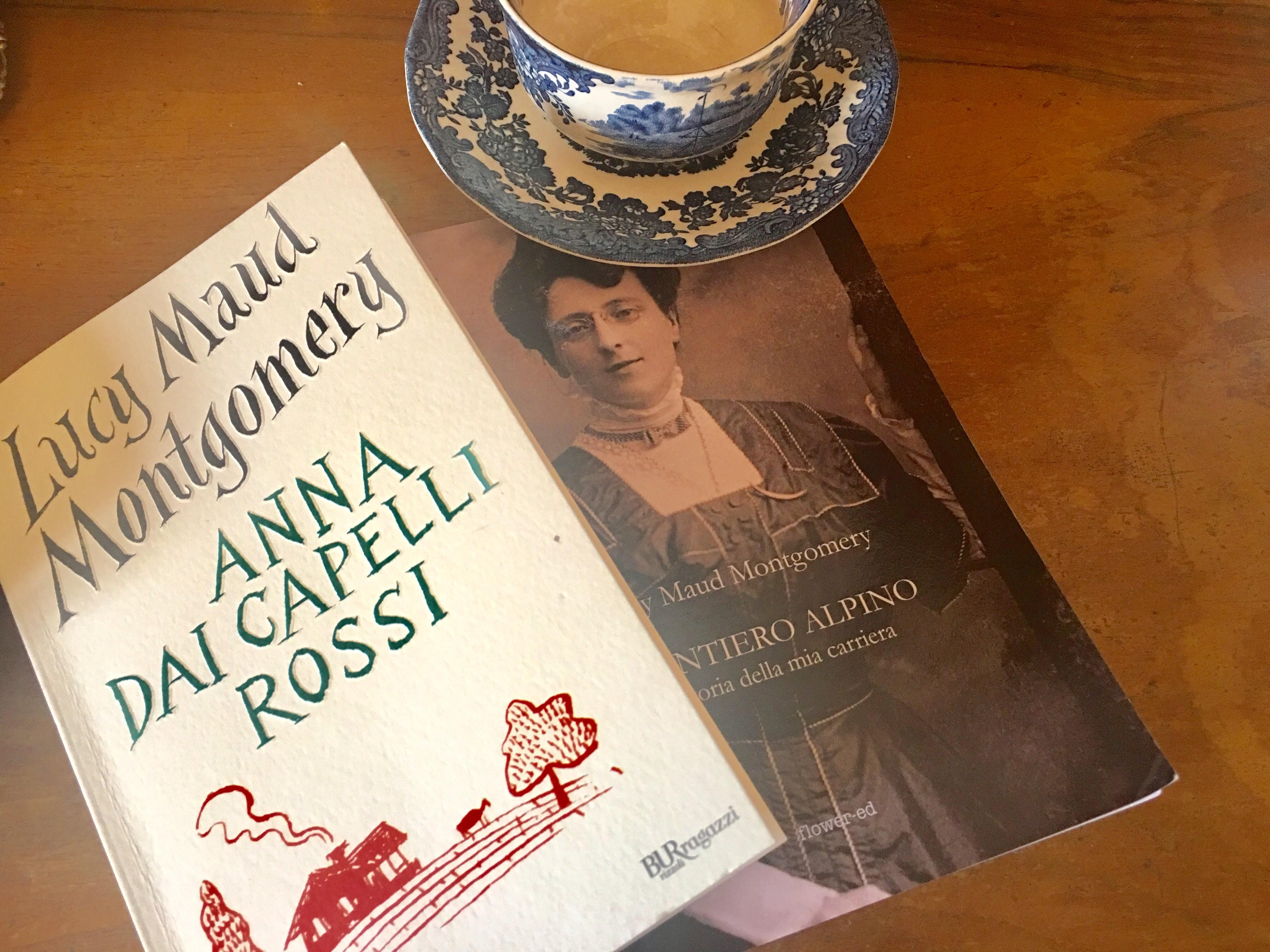 """""""Come se la cava la gente senza fantasia?"""". Leggere Lucy Maud Montgomery - www.matteotuveri.it"""