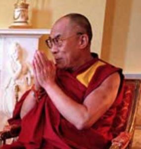 Tenzin Gyatso, Il Dalai Lama