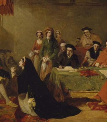 Caterina d'Aragona. Alison Weir e la storia
